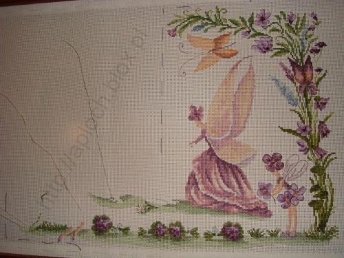 The fairy garden (2)