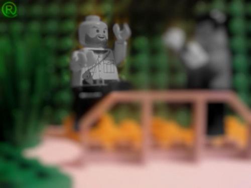 lego #widok #efekt #Tilt #shift #klocki #lego #zabawki #kolory #wyostrzanie #corel #zdjęcie #fotografia #grafika #efekty #obróbka #zamazywanie #kolor #czarny #biały #ZKolorowym #element