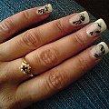 Moje paznokcie #dłoń #paznokcie #ręce #biżuteria