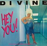 Divine - Hey You! 12''