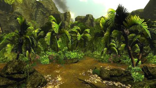 Zdjęcie z gry Risen. Bardzo chciałbym kiedyś odwiedzić takie miejsce jak to na zdjęciu! A wy? #Risen #księżyc #tropical #island #tropikalna #wyspa #wakacje #lato #upał #palmy #palm #palma #screen #moon #sea #morze #ocean