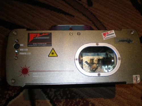 Projektor laserowy- co to za model? Chce sprzedać a niewiem...