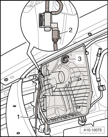 Forum Audi Tech Team Wymiana Filtra Powietrza A6 C6 30 Tdi