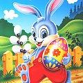 Wielkanoc #wielkanoc #zając #jajo