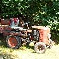 dzik21 sam #CiągniczekOgrodniczy #CiągniczekLeśny #CiągniczekSadowniczy #traktor #sam #samoróbka #UrsusC308 #MałyCiągniczek #traktorek