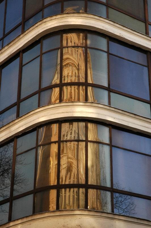 Warszawa #architektura #przyroda