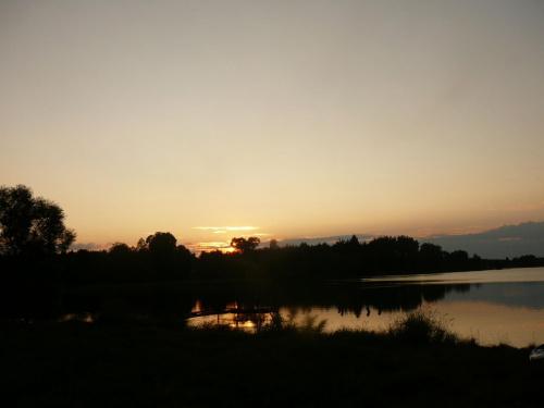 zachód Słońca na Mazurach :) #ZachódJezioroMazury